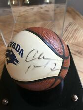 Charles Barkley signed Mini Basketball JSA Certified Auto