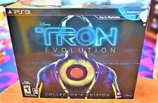 SONY PS3 TRON EVOLUTION COLLECTOR'S EDITION LIGHT CYCLE COLLECTIBLE ONLY NO GAME