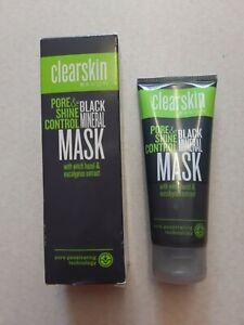 Avon Clearskin Pore & Shine Control Black Mineral Mask