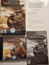 Medal of Honor Allied Assault - Breakthrough Expansion Pack PC 2003