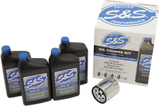 S&S Synthetic Oil Change Kit for Harley 1984-'99 HD® EVO & 84-Present Sportsters