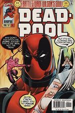 DEADPOOL #5 Marvel Comics Wolverine X-Men Ed McGuinness RARE EARLY 1ST PRINTING!