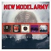 New Model Army - Original Album Series (2014)  5CD  NEW/SEALED  SPEEDYPOST