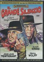 Il grande silenzio (1968) DVD