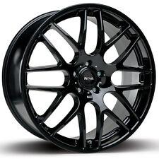 17 inch RIVA DTM 4x100 ET42 7J BLACK alloy wheels  Acura INTEGRA Acura EL 1.6 Ac
