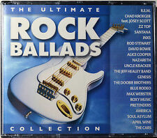Ultimate Rock Ballads Collection by Various Artists [Canada - 2CDs - 2004]- NM/M