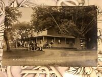 Elm Point Farm North Hero VT 1920 RPPC Real Picture Post Card Vermont