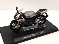 Aprilia Rdv 1000r 1/24 n55 + Broschüre Groß Motorräder ab Sammlerstück Altaya