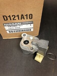 NEW Genuine OEM Timing Chain Tensioner Assembly Fits Nissan 13070-ZK01B