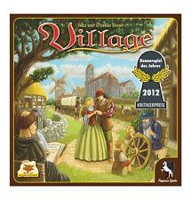 Spiel Village Kennerspiel Spiel des Jahres 2012 Brettspiel   NEU
