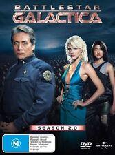 Battlestar Galactica: Season 2.0 (Regions 2 & 4 PAL DVD 6-Disc Set)