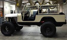 Family Roll Cage Kit Jeep CJ8 Roll Bar Kit Scrambler