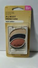 Almay intense i-color Bold Nudes for Hazels Eye shadow Kit 1 Pack Sealed/Creased