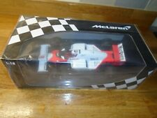 1:18 Minichamps Alain Prost McLaren MP4/2B 1985 - Marlboro Livery ltd to 700pcs