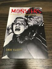 Monsters : A Field Guide To Blood-Thirsty Beasts   Rare !!