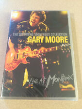 Gary Moore - Definitive Montreaux Collection DVD/CD Set New Sealed OOP HTF