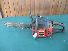 """Vintage JONSEREDS 520SP  Chainsaw Chain Saw with 15"""" Bar"""