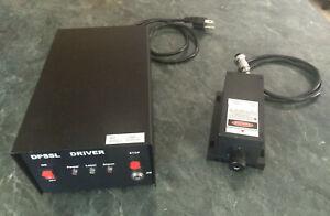 CNI MGL-H 593.5nm Yellow Lab Laser 50mW+ Tested