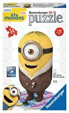 """Ravensburger 11667 6 """"Minion - Bored Silly"""" 3D Puzzle (54-Piece) New Sealed"""