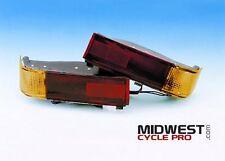 Saddlebag Corner Light Kit - Honda Goldwing GL1500 1500 - '88-'97 (2-483)
