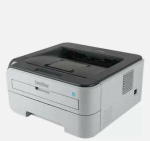 Brother HL-2170W Wireless Laser Printer Works Tested