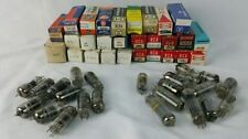 Vintage Radio Tv Vacuum Electron Tube 6Cq4 6Ar11 89 6Au5Gt5Jk6 6As6 6At8A 6An5