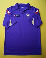 4.2/5 Fiorentina  jersey large 2010 2011 home shirt soccer football Lotto ig93