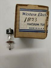 NIB OLD VINTAGE WESTERN ELECTRIC 1 B23 RADIO TUBE VACUUM TUBE PART