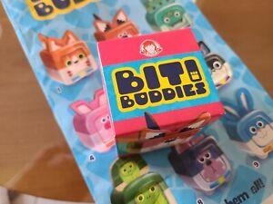 Wendy's Kids Meal Toy Biti Buddies.BITI BABY PIGLET BRAND NEW SEALED  NUMBER