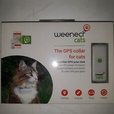 Weenect Cats localizzatore GPS per gatti da attaccare al collare con SIM inclusa