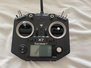 FrSky Taranis Q X7 ACCESS 2.4GHz 24CH Radio Transmitter (Black) - USED