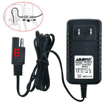 B Charger adapter 6V for battery ride on car PACIFIC CYCLE Disney Quad 4 wheeler
