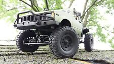 WPL C14 C24 RC 5x Custom Crawler Wagon Wheels 1/16 Heng Long Truck
