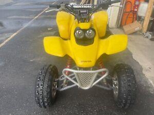 2002 Honda Trx400ex 400ex sport quad