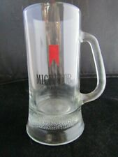 Michelob Beer Advertising Glass