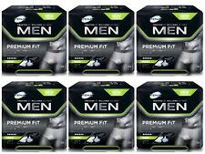 TENA Men Premium FIT INTIMO PROTEZIONE livello 4 media X60 (6 confezioni da 10)