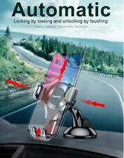 Baseus Gravity Car Mobile Phone Holder Stand Mount iPhone 11 XS Samsung