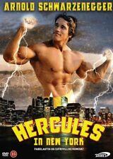 HERCULES IN NEW YORK (Dvd,2012) SCHWARZENEGGER New&Sealed AWE RELEASE