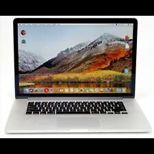 Macbook pro 11,2 15,4 late 2013 i7-4750hq 4x3,2 GHz 16gb RAM Intel pro 128gb SSD