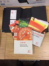 Seat Cordoba 1994-2000 Handbooks Owners Manual Book Pack Service Book