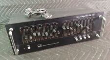Vintage ADC SOUND SHAPER ONE TEN MARK II STEREO GRAPHIC EQUALIZER