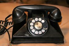 vintage bakelite rotary telephone Northern Electric