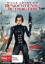 Resident Evil RETRIBUTION : NEW DVD