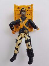 Stalker V3 serie 11 1992 Gi Joe Hasbro Figura De Acción De Juguete 80s fuerza Suelto