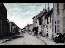 SANTENAY (21) COMMERCE BUREAU de TABAC animé , Rue CHAUCHIEN en 1906