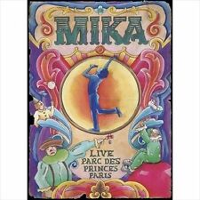 MIKA: Live From Parc Des Princes Paris [Amazon.com Exclusive][Deluxe Edition]