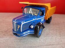 camion benne BERLIER  GLM 1/43