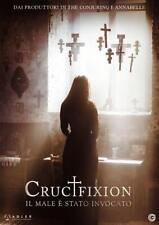 Dvd Crucifixion - Il male è stato invocato - (2019) ......NUOVO