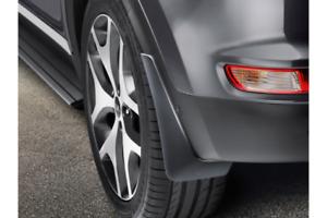 Genuine Kia Sportage 2019 onwards Mud Flaps - Rear - F1460ADUX02