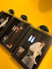 Kpop BTS Light up Paper Standee Fanmade Table Desk Decor